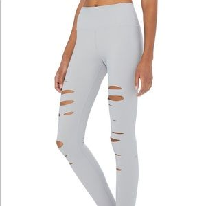 Alo Yoga Warrior Ripped Legging